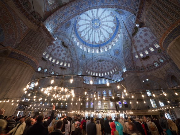 Blue Mosque - Istanbul.