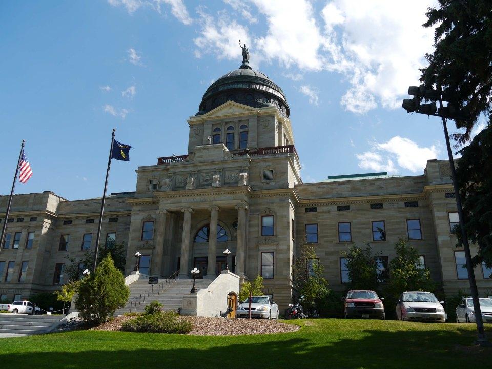 Montana State Capitol - Helena